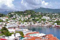 Grenada's capital, St. George's